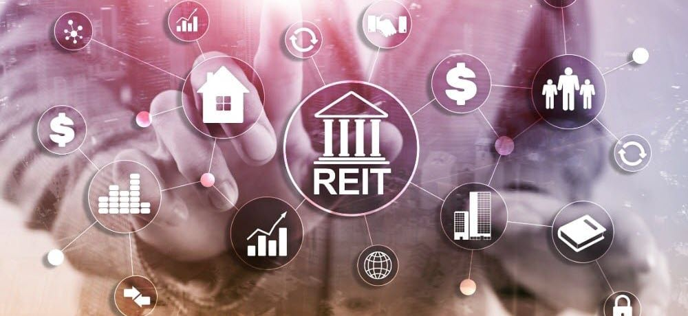 Re-thinking Real Estate: Fake News and Distress in the REIT Market